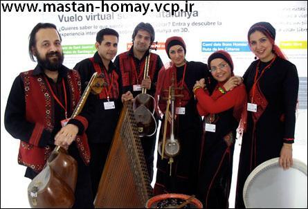 دانلود اهنگ گروه رستاك سیاابران گیلانی